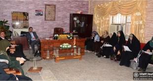 ابن فارس صرفيا عنوانا لحلقة نقاشية في قسم اللغة العربية