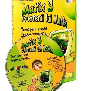 08 Matix 3 Invatam RAPID inmultirea 01