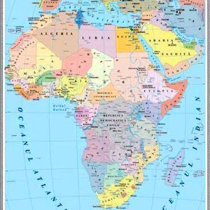 GHC16P harta africa politica