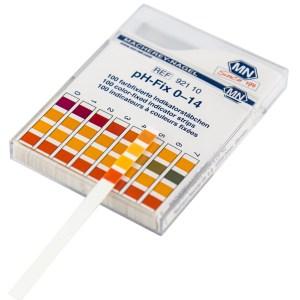 92110 pH Fix0 14 Auswertung Flach