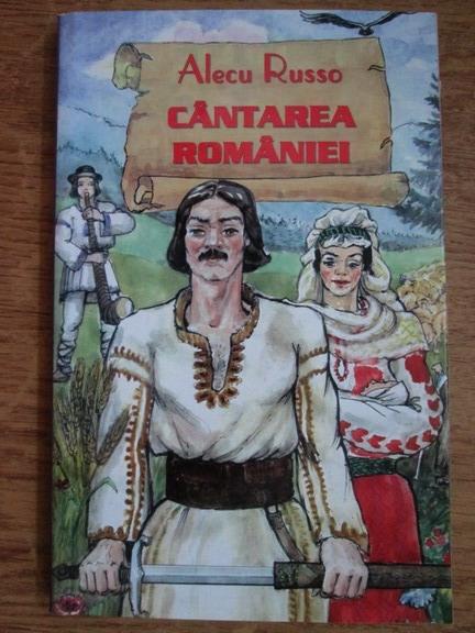 Cântarea României, de Alecu Russo