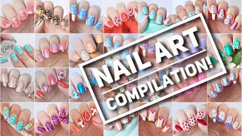 New Nail Art 2017 Top Designs Pilation 3