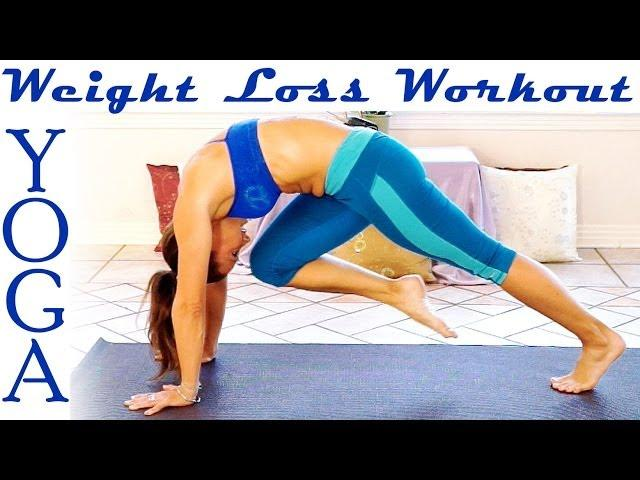 These yoga poses will aid in burning and losing fat