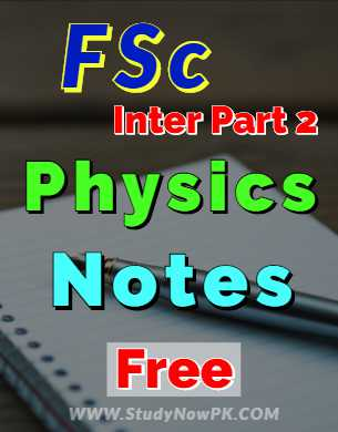Download FSc Part 2 Physics Notes FSc 2nd Year Physics Notes fi