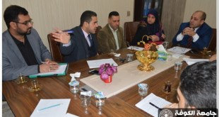 QAB Holds its 3rd Meeting