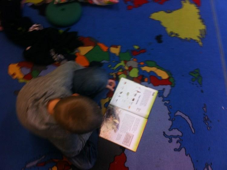 læringstæppe