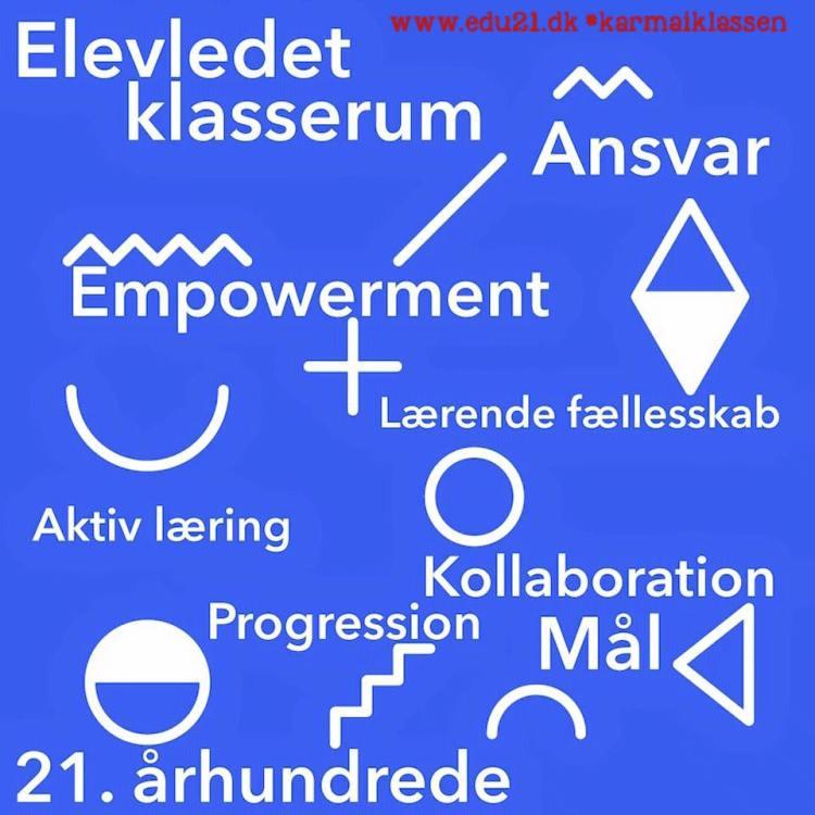 vision for klasse