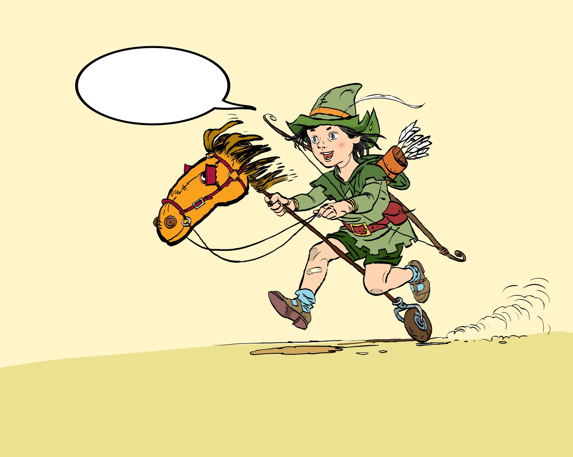 Robin Hood adalah salah satu cerita legenda dalam bahasa Inggris yang populer - Edu2Review