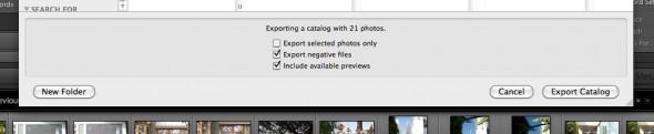 Adobe Lightroom 3 Screen grab - closeup