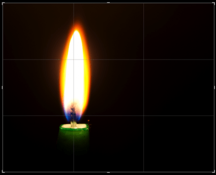 candle light image