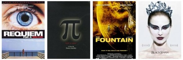 best movies by Darren Aronofsky.