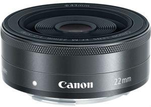 Canon EOS M 22mm lens