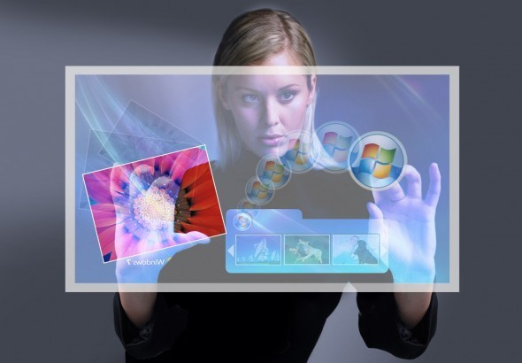 Future of touch screens