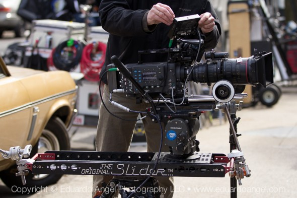 Arri Alexa Shoot Brooklyn 2013
