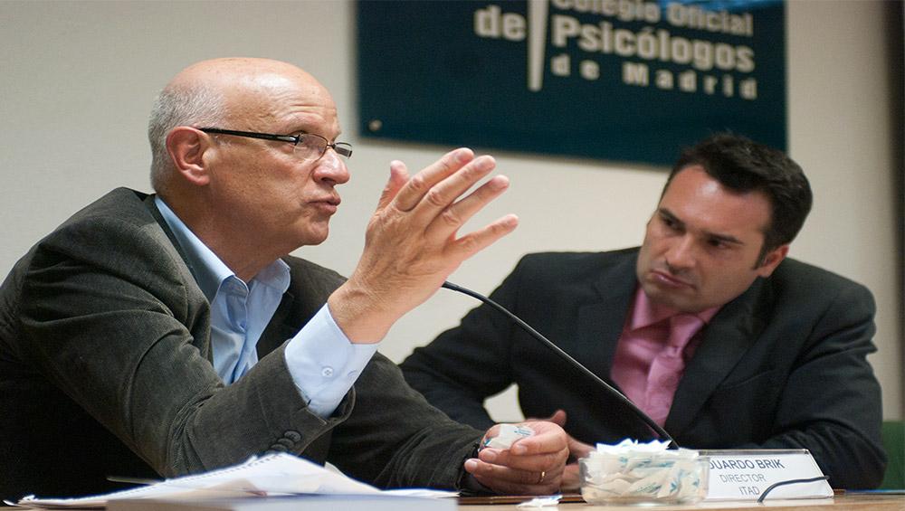 Entrevista a Eduardo Brik, Presidente de Terapias Sin Fronteras