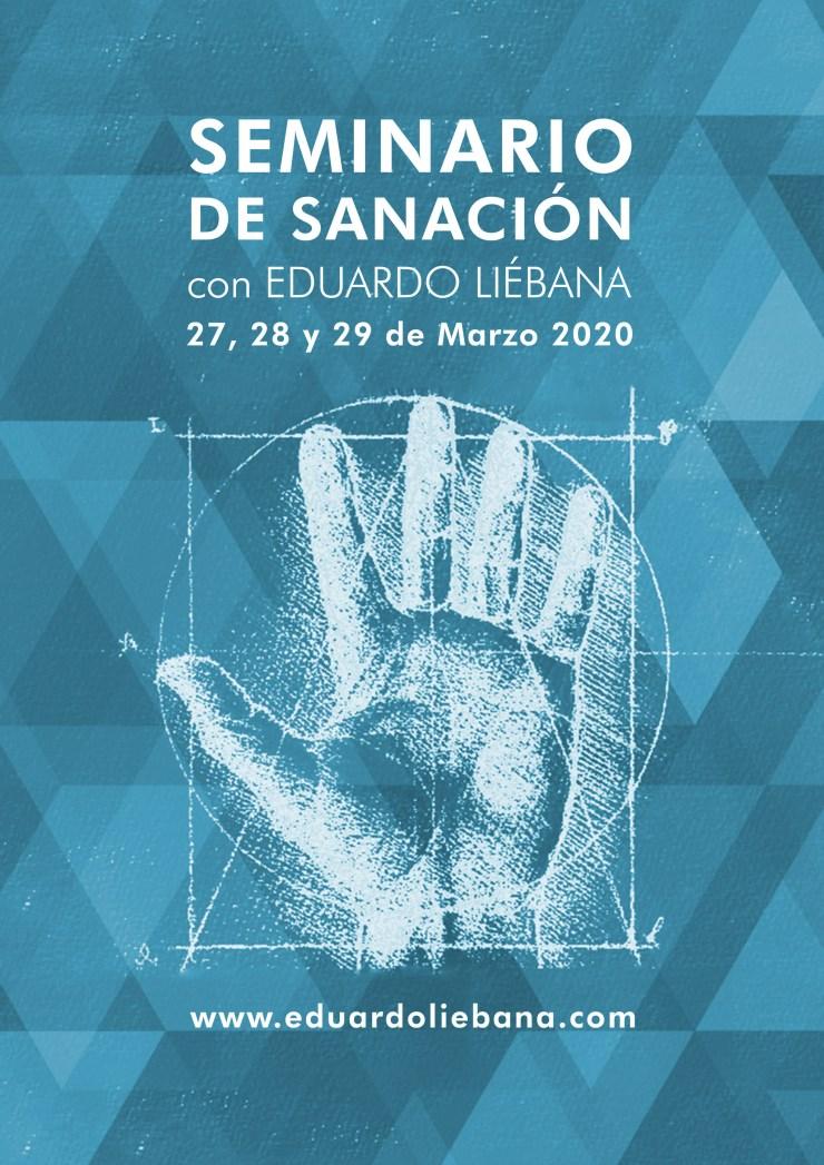 2020 Seminario sanacion con Eduardo Liebana