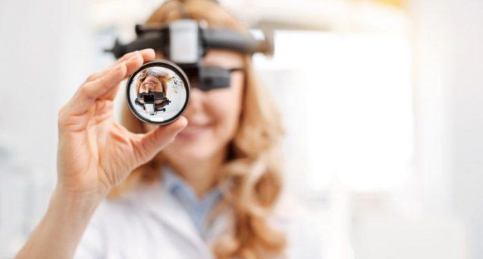 Qual é a importância do mapeamento de retina?
