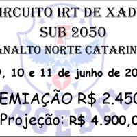 I Circuito IRT de Xadrez Sub 2050 Planalto Norte Catarinense