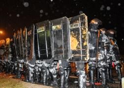 PROTESTO CONTRA O AUMENTO DA TARIFA EM FLORIANÓPOLIS - SC - 20/06/2013