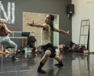 No Time to Rage Audition Contemporary Dancers