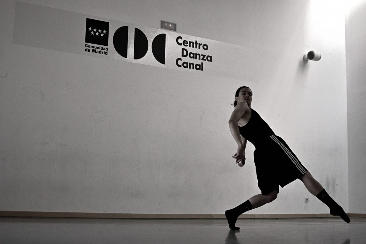 Indulgence Contemporary Dancer Eduardo Vallejo Pinto