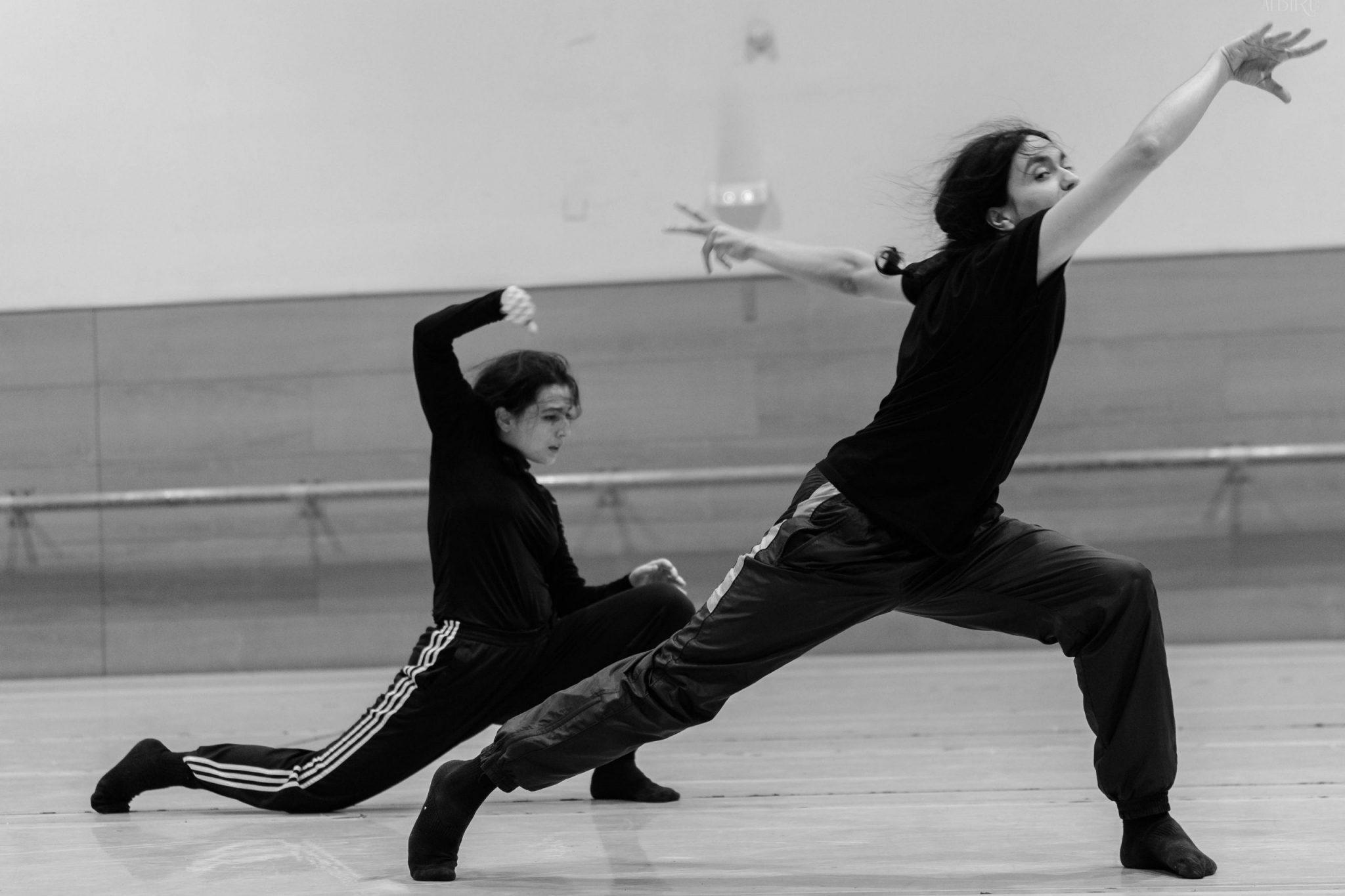 Doppelganger Contemporary Dancer Eduardo Vallejo Pinto