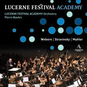 Lucerne Festival Academy – Stravinsky Symphonies for wind instruments