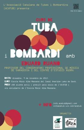 Curso ACATUB de Tuba y Bombardino