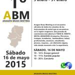 Aragón Brass Meeting – Inscripción
