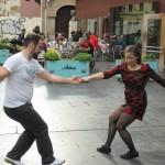 Lo que aprendo (de hacer música) bailando