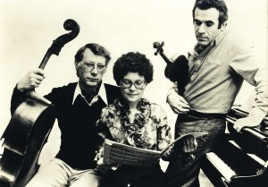 Guarneri Trio in 1982