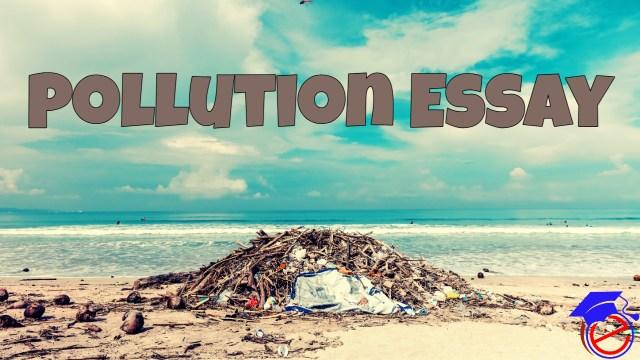 प्रदूषण निबंध