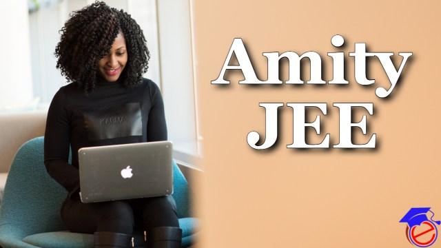 Amity JEE