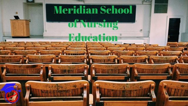 Meridian School of Nursing Education ANM 2021