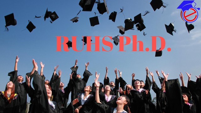 RUHS Ph.D. Exam 2021