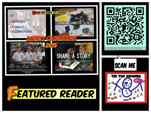 Featured Reader Scan Me