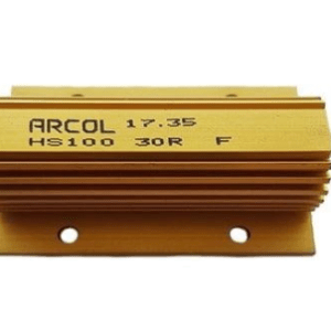 The HS100 30R F Precharge Resistor
