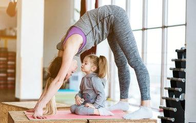Le yoga enfant, une nouvelle lubie?