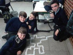 El domino de los verbos en Aleman (1) 1