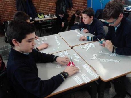 El domino de los verbos en Aleman (4) 1
