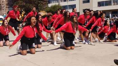 Apresentação do Grupo Dias de Dança