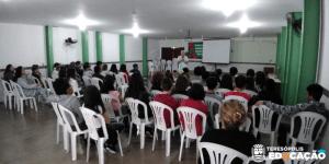 EM Paulo Freire realiza palestra sobre o Dia da Consciência Negra