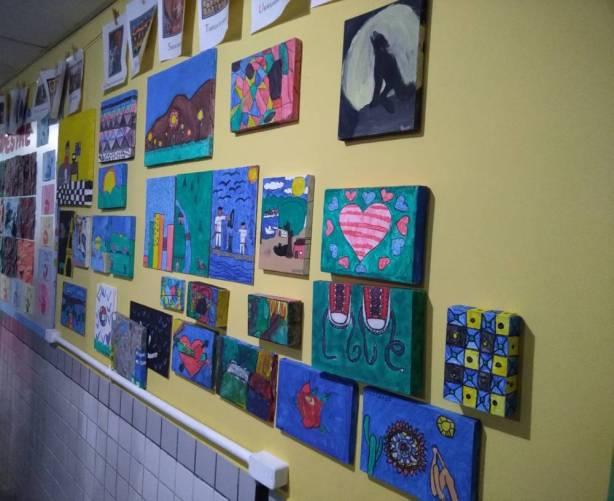 5º ano - Pinturas