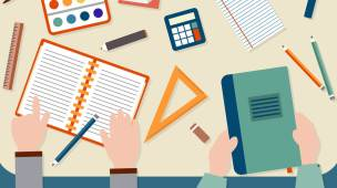 como fazer lista de material escolar