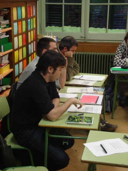 Convidats a la sessió de debat sobre Segregació