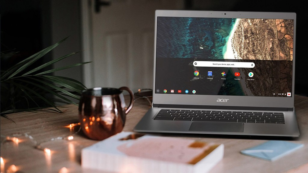 Chromebook educación