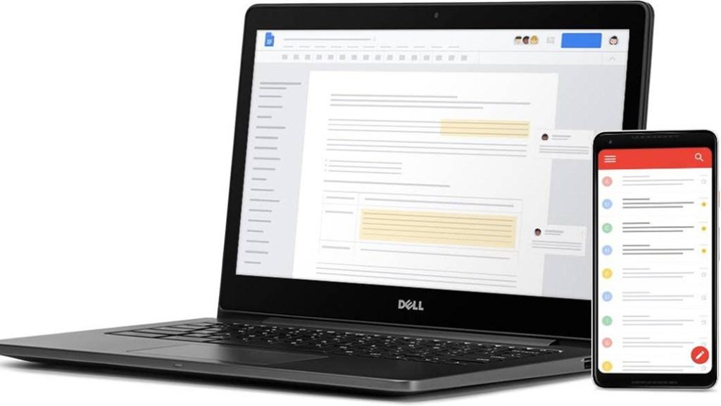 Google Docs Sheets Slides Education