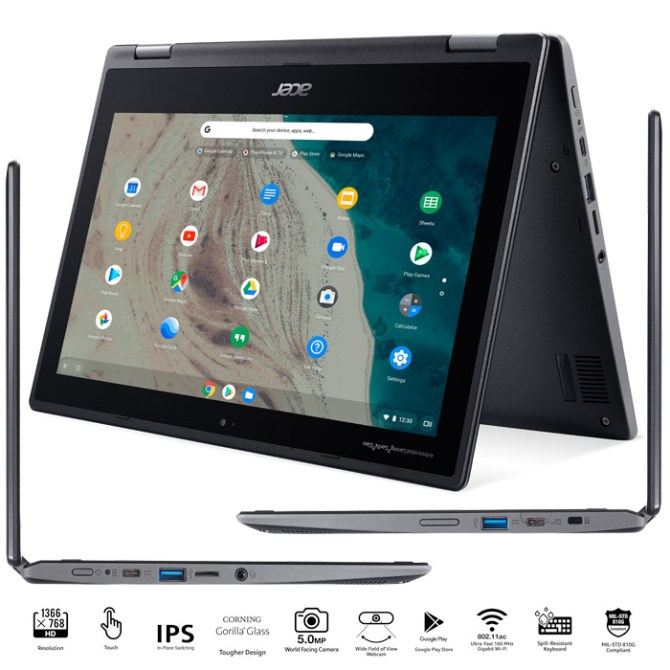 Acer Chromebook Spin 11 R752T