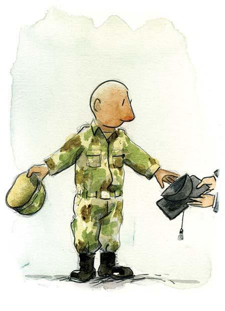 La educación militar en tiempos de pandemia