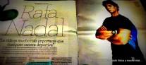 Entrevista, tras su reaparición, en El Magazine de El Mundo.
